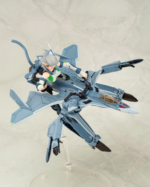 ACKS V.F.G. マクロスΔ VF-31A カイロス プラモデル[アオシマ]