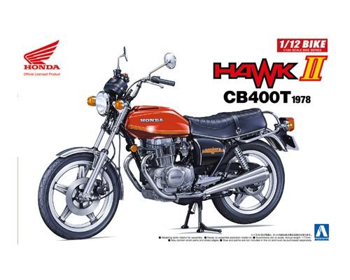 ホンダ ホークⅡ CB400T|株式会...