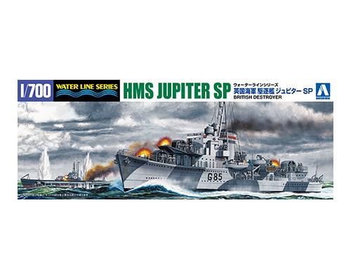 英国海軍 駆逐艦 ジュピターSP|株式会社 青島文化教材社